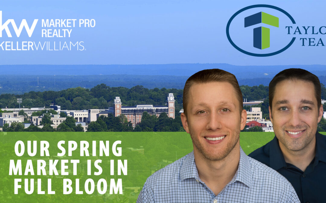 What's Going on in Our Spring Market?