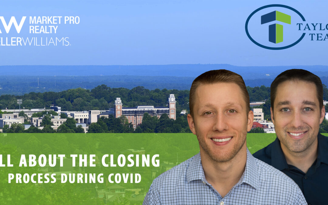 Answering Your Questions About The Closing Process