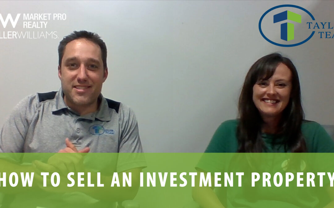 Selling Your Investment Property Smoothly