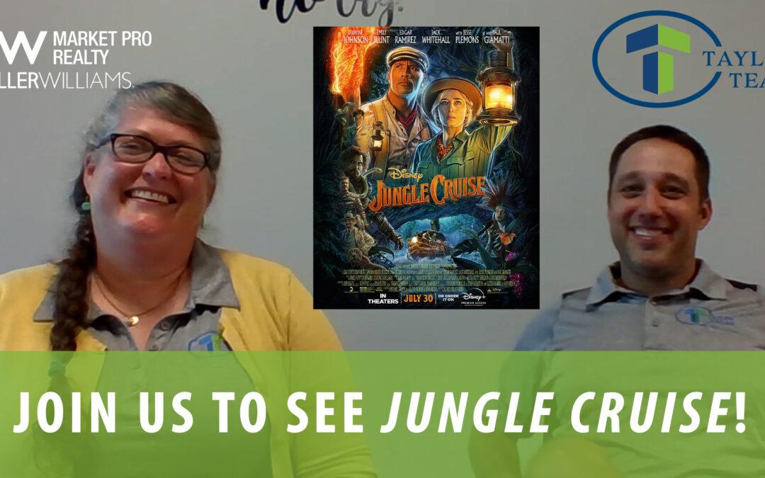 """""""Jungle Cruise"""" Private Screening"""