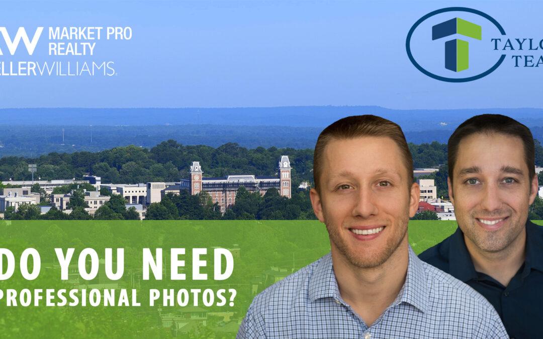 Are Professional Photos Necessary?