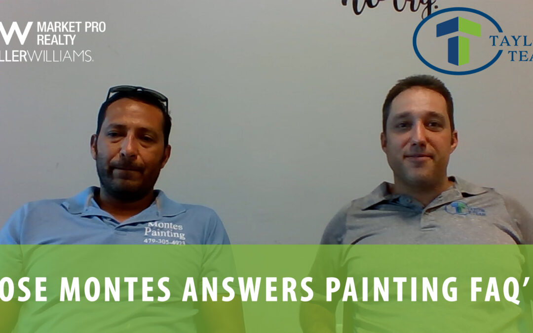 7 Most Common Home Painting Questions Answered